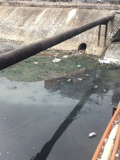 河内的臭水河