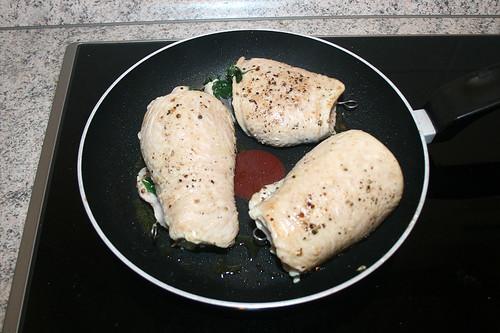 41 - Rouladen braten / Roast roulades