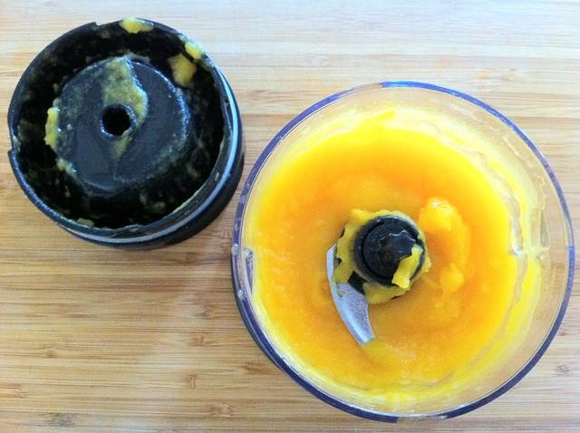 Roasted Pumpkin Puree