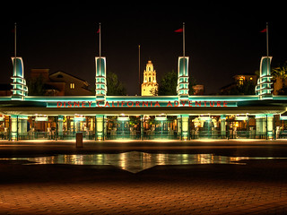 California Adventure Entrance