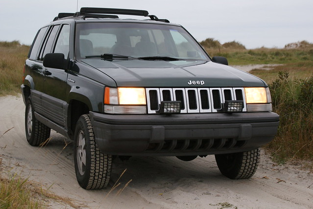 94 Jeep Grand Cherokee Laredo