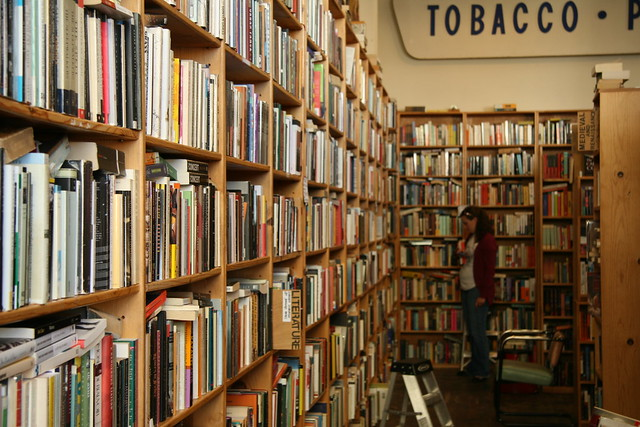 Dog Eared Bookstore Hoosick
