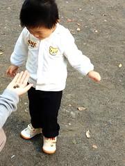 朝散歩 - 恵比寿公園 (2012/10/21)