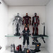 Showcase B: Iron Men 1/6 scale figures