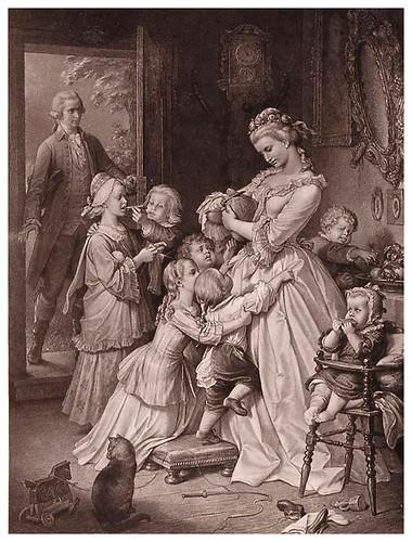 005-Lotte-Goethe-Galerie…1867- W. von Kaulbach- Universität Düsseldorf