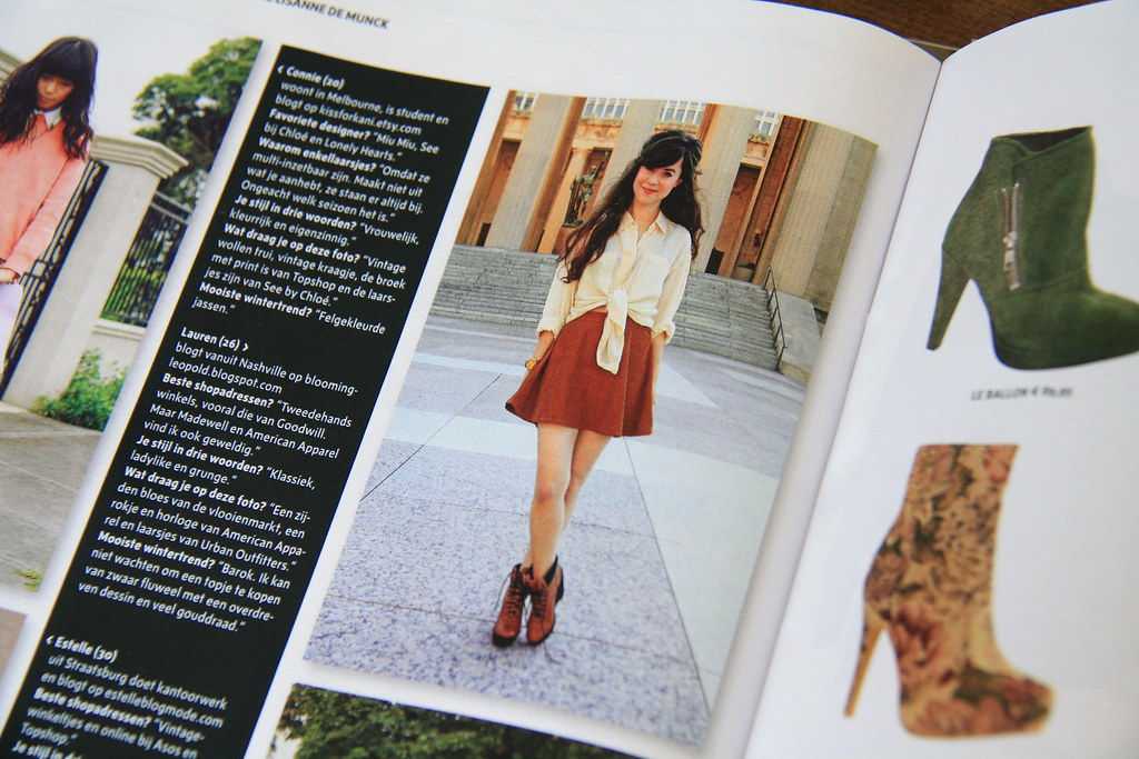 viva magazine blogger feature
