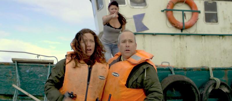 Lorraine & Whale Watchers