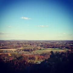 Rural Virginia #virginia #autumn #landscape #bluesky