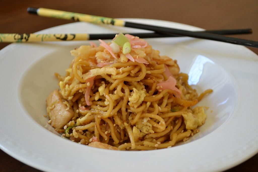 Wagamama Yaki Soba