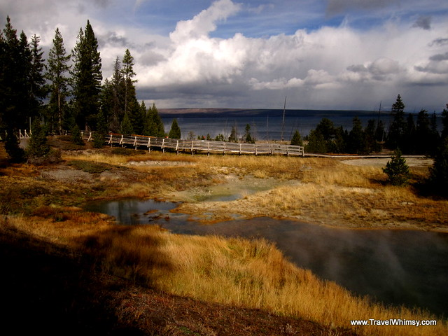 West Thumb Yellowstone