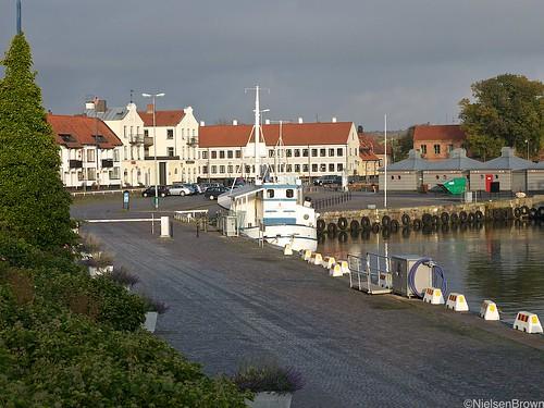 Simrishamn Harbour