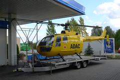 ADAC Luftrettung MBB Bo 105