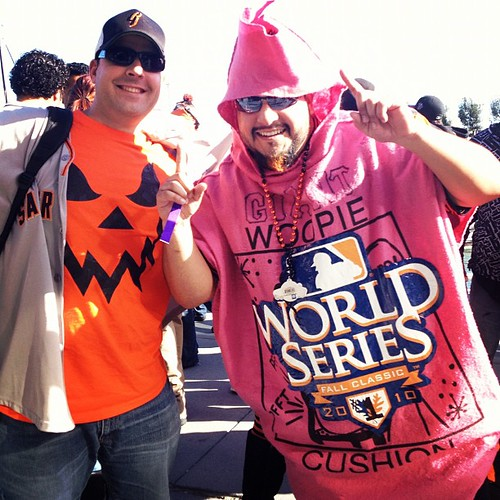 #giants whoopsie cushion #worldseries