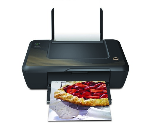 The HP Deskjet Ink  Advantage 2020hc printer