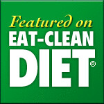 Featured on Eat Clean Diet