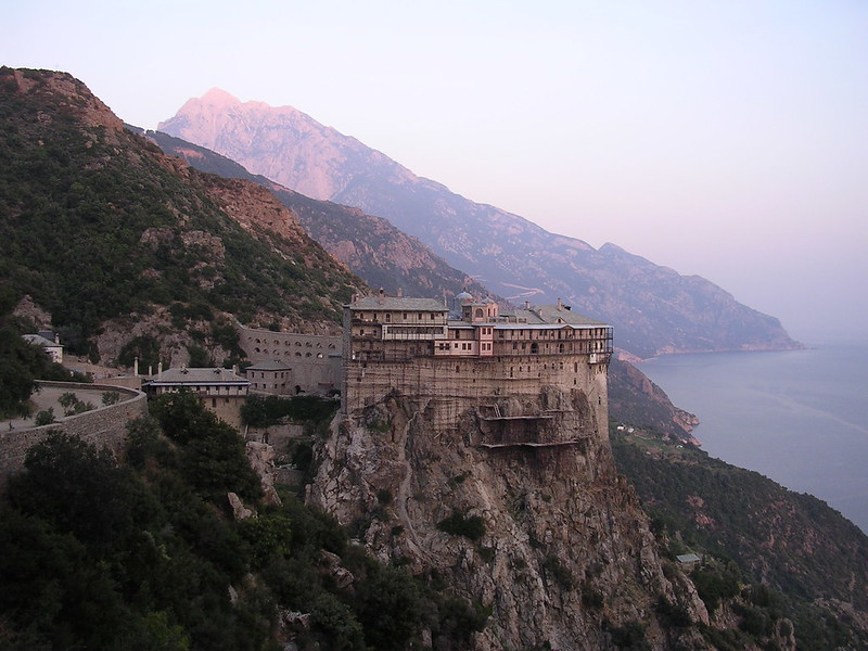 The Holy Mount Athos - World Public Forum Dialogue of Civilizations