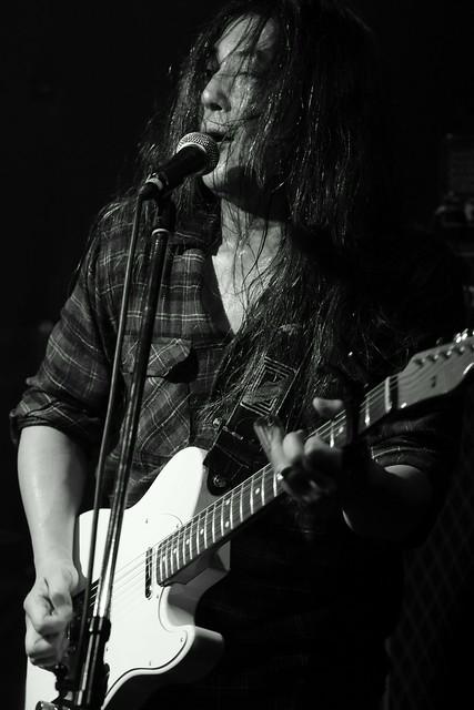 O.E. Gallagher live at Shimbashi ZZ, Tokyo, 21 Oct 2012. 313