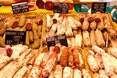 grilling(0.0), churrasco food(0.0), dish(0.0), butcher(0.0), market(1.0), charcuterie(1.0), meat(1.0), food(1.0), cuisine(1.0), delicatessen(1.0), retail-store(1.0),