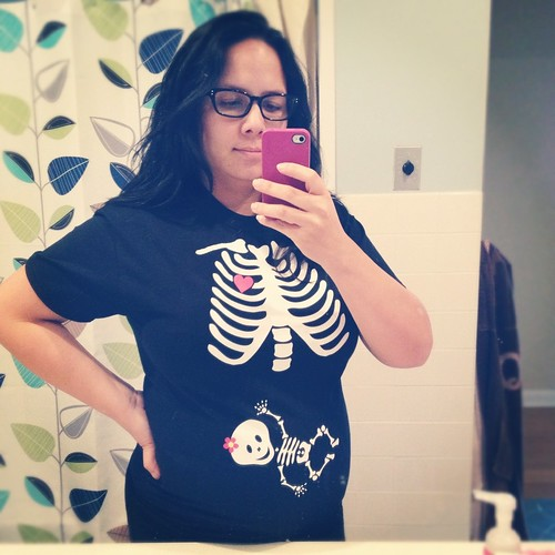 "My Halloween ""costume"""