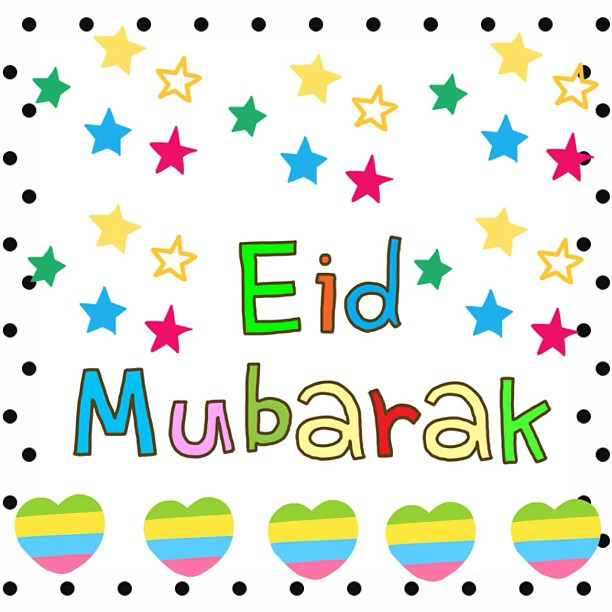 Eid Mubarak to anyone that is celebrating this long weekend enjoy your day #eiduladha #eid #celebrations