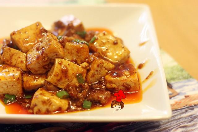 偷吃步之麻婆豆腐 Ma Puo Tofu 1