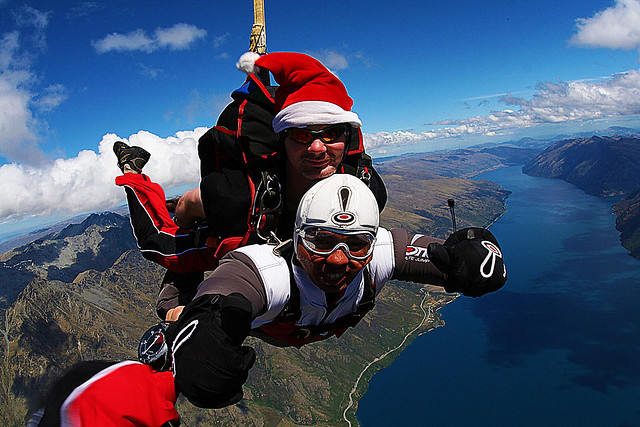 Skydiving - Queenstown