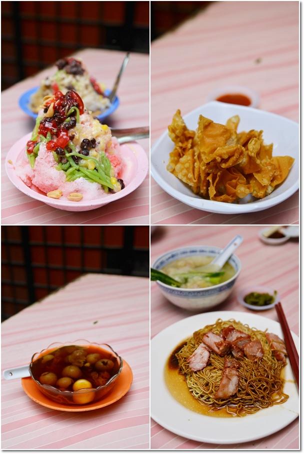 Street Food @ Tong Sui Kai