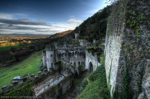 Old Castle HDR