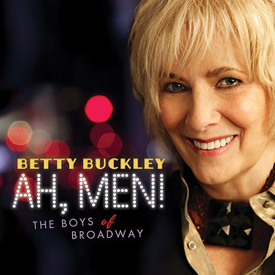 Betty Buckley Ah Men CD