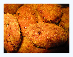Indian Meat Cutlet