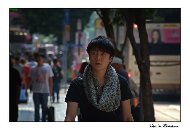 Life on a Hong Kong Street 8