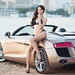 Audi R8 Spyder by vikhoa