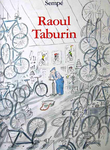 Raoul Taburin, written and illustrated by Jean-Jacques Sempé