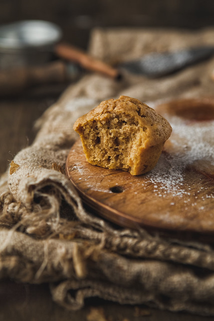 [300/366] Pumpkin Muffins
