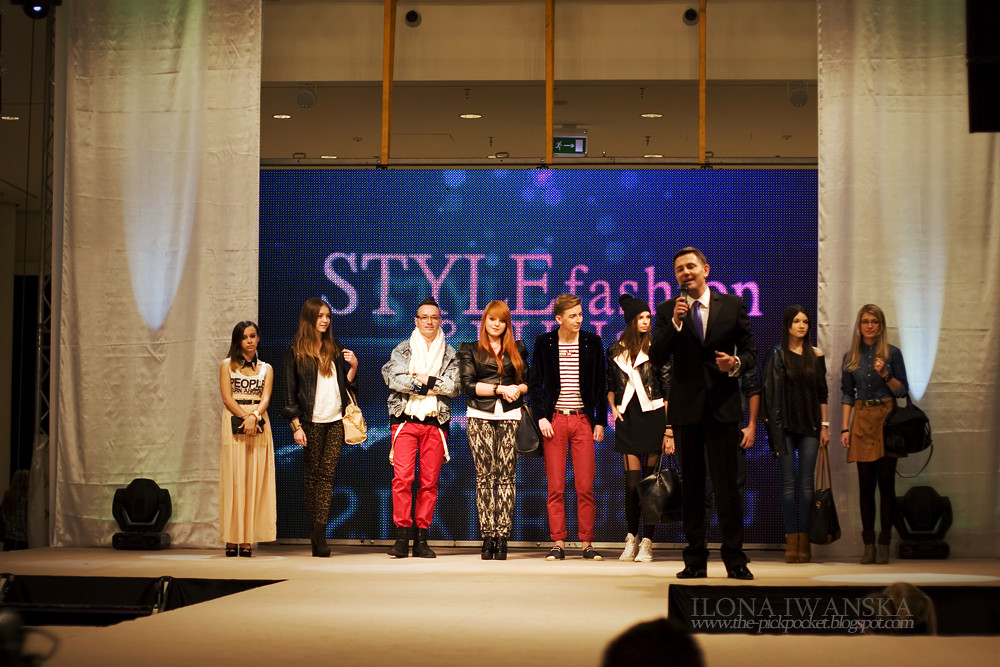 EVENTS: STYLE&FUN Fashion Show - 26.10.2012 r.