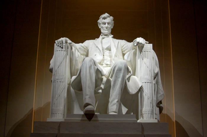@ Lincoln Memorial