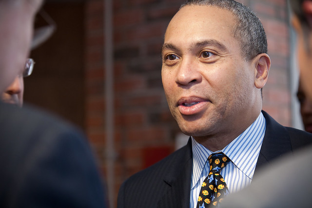 Brandeis IBS brings to campus some of the world's foremost leaders in academic, business and government, like Mass. Gov. Deval Patrick.