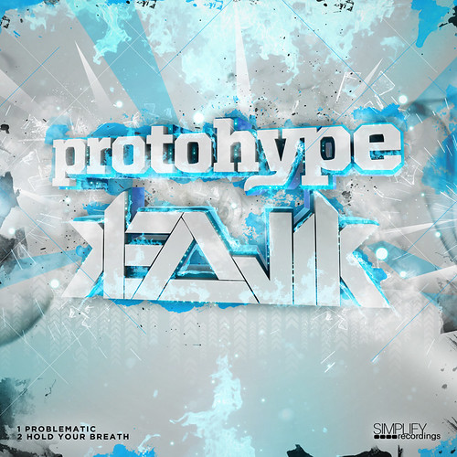 Protohype + Kezwik — Problematic + Hold Your Breath (Single Cover)