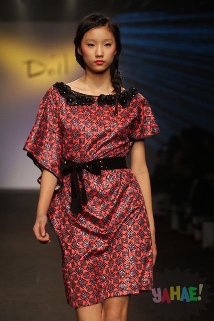 Seoul Fashion Week S/S 2013: Doii Lee