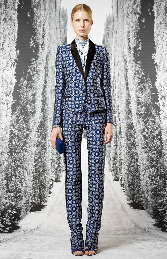 1 Roberto Cavalli Pre-collection SS 2013