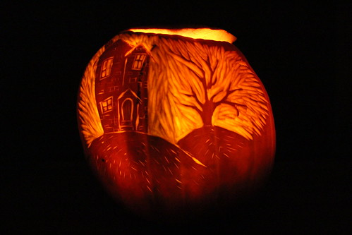 House pumpkin 2012