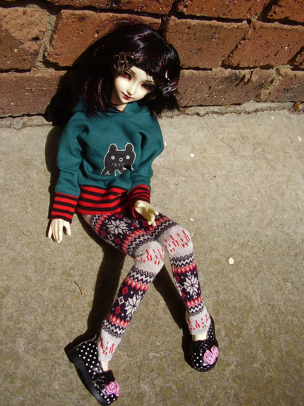 [Big Doll Day] Marin outside 10