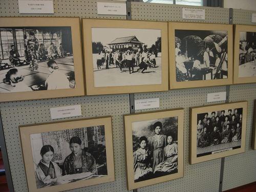 奈良女子大「記念館」一般公開-11