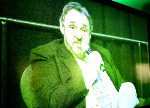 In Search of John Rhys-Davies at Hal-Con 2012