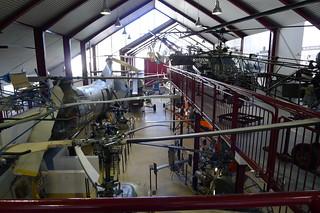 Ausstellung: Hubschraubermuseum Bückeburg