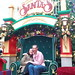 Christie and Mark in Santa's Chair #1 by MarkInRaleigh1