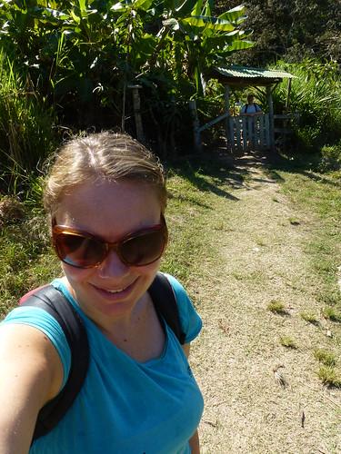 Refugio Biologica de Vida Silvestre Curu - hike