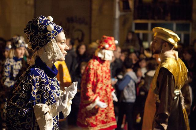 Cavalgata del Reis d'Orient 2013