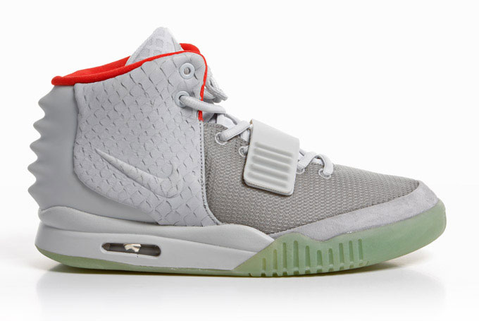 huge selection of a56d6 26ed0 free shipping air yeezy grey silver orange white shoes 320b7 46a82