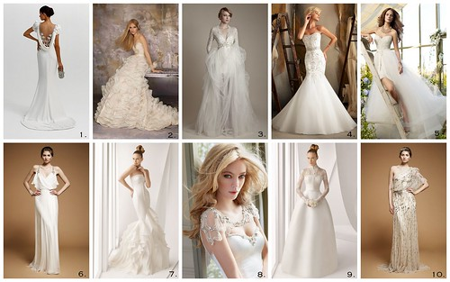 {2012 Favorites} Wedding Gowns by Nina Renee Designs